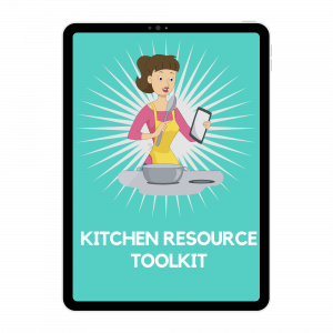 kitchen resource toolkit