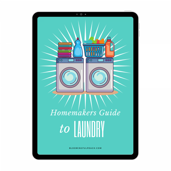 homemakers guide to laundry