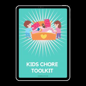 KIDS CHORE TOOLKIT