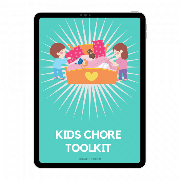 KIDS CHORE TOOLKIT