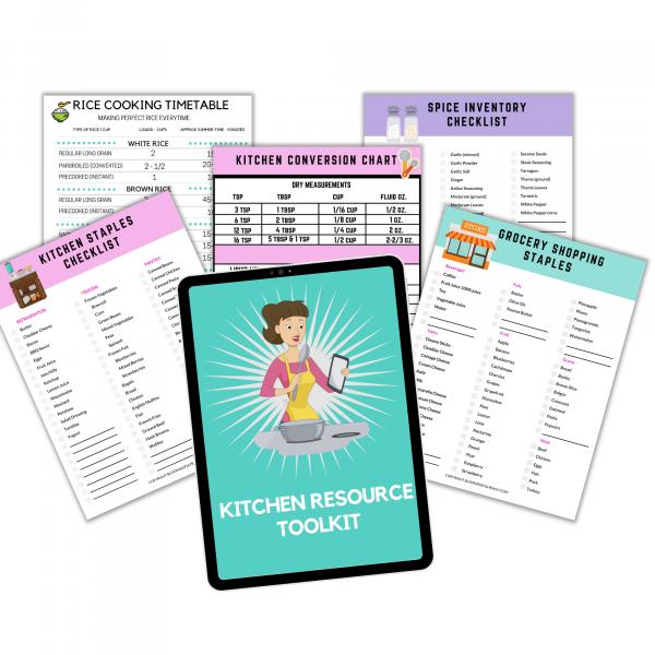 kitchen resource toolkit