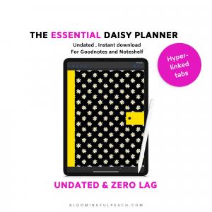 Digital Essential Planner